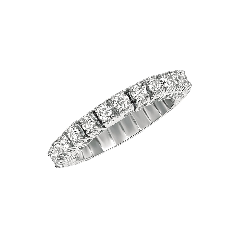 Flexible Diamond Eternity Band Brooks Diamonds