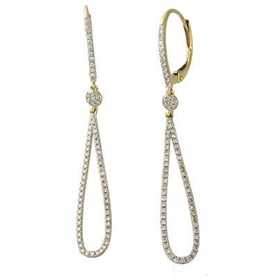 Sophia Collection Diamond Earring-Diamonds