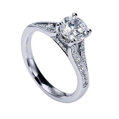 Diamond Engagement Ring-Diamonds