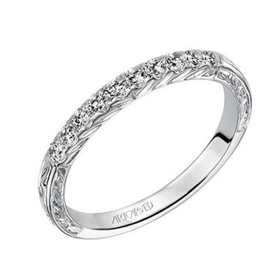 Diamond Wedding Band-Diamonds