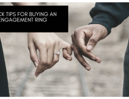Quick Tips for Buying an Engagement Ring