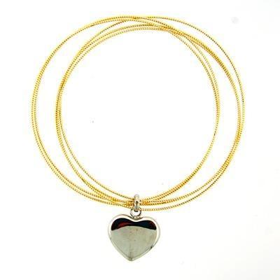 Italian Sterling Silver Bracelet Set-Silver Jewelry