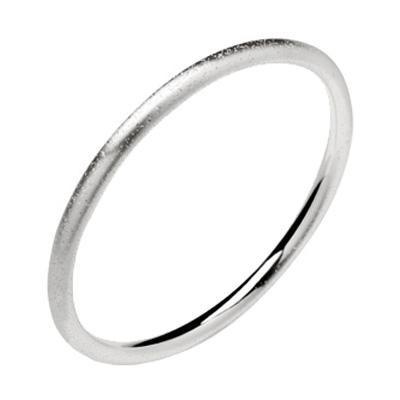 German Designer - Bastian Inverun Sterling Silver Bangle Bracelet-Silver Jewelry