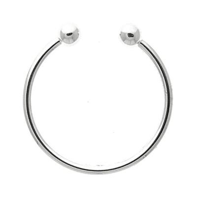 Sterling Silver Baby Bangle-Silver Jewelry