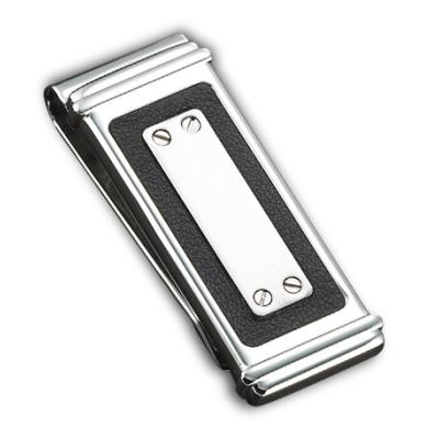 Triton Stainless Steel Money Clip-Mens Jewelry
